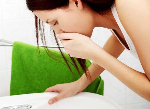 buồn nôn buổi sáng khi mang thai